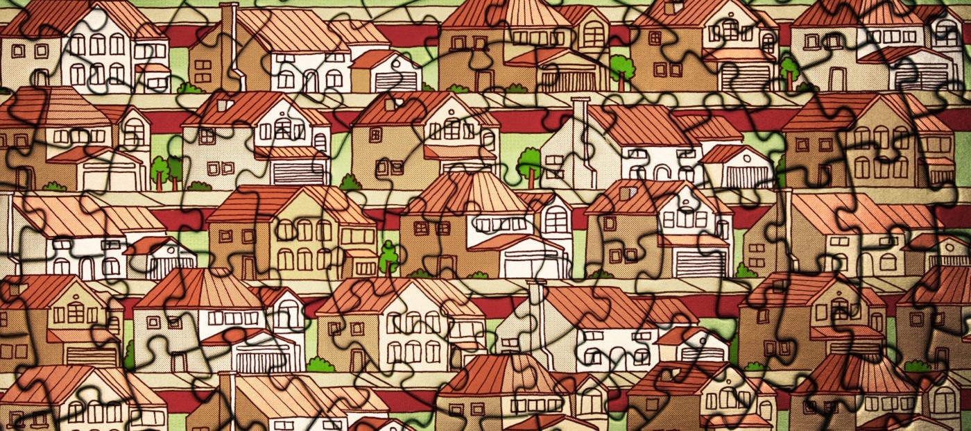 Piecing together the future: A click-to-buy real estate world