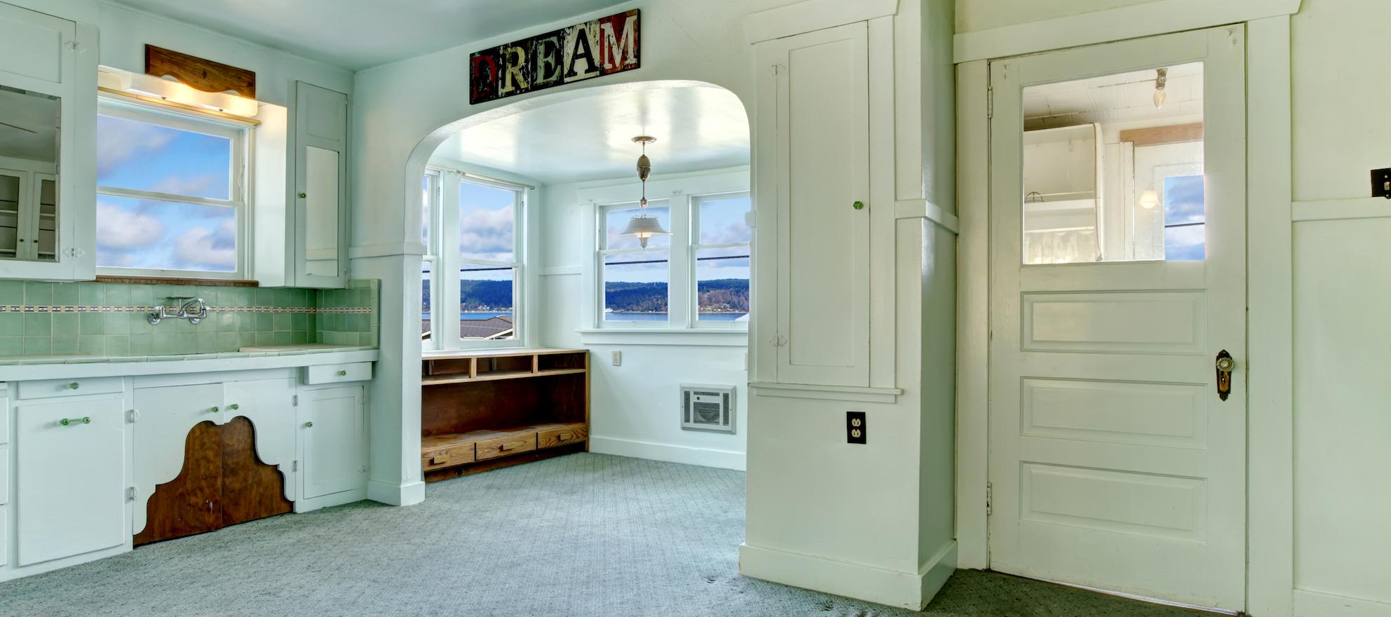 fixer upper, dream home