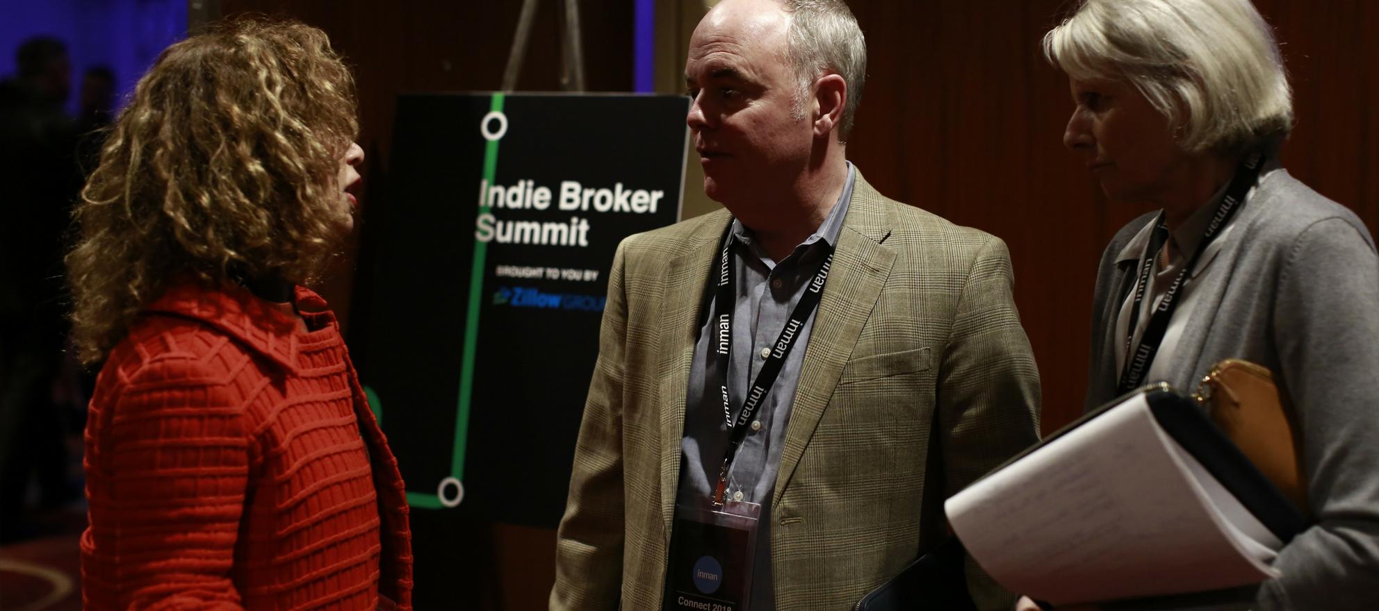 inman connect new york 2018 Indie broker summit Cynthia Lippert