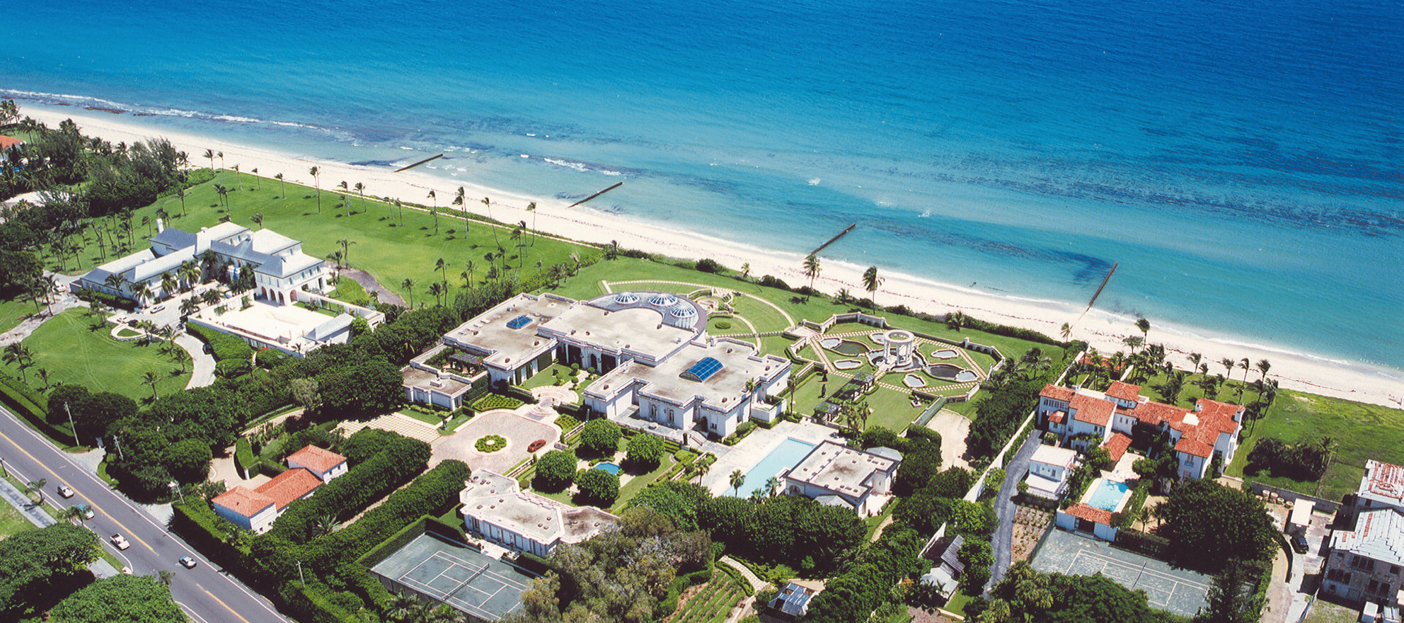 trump's mansion palm beach mansion sale investigation