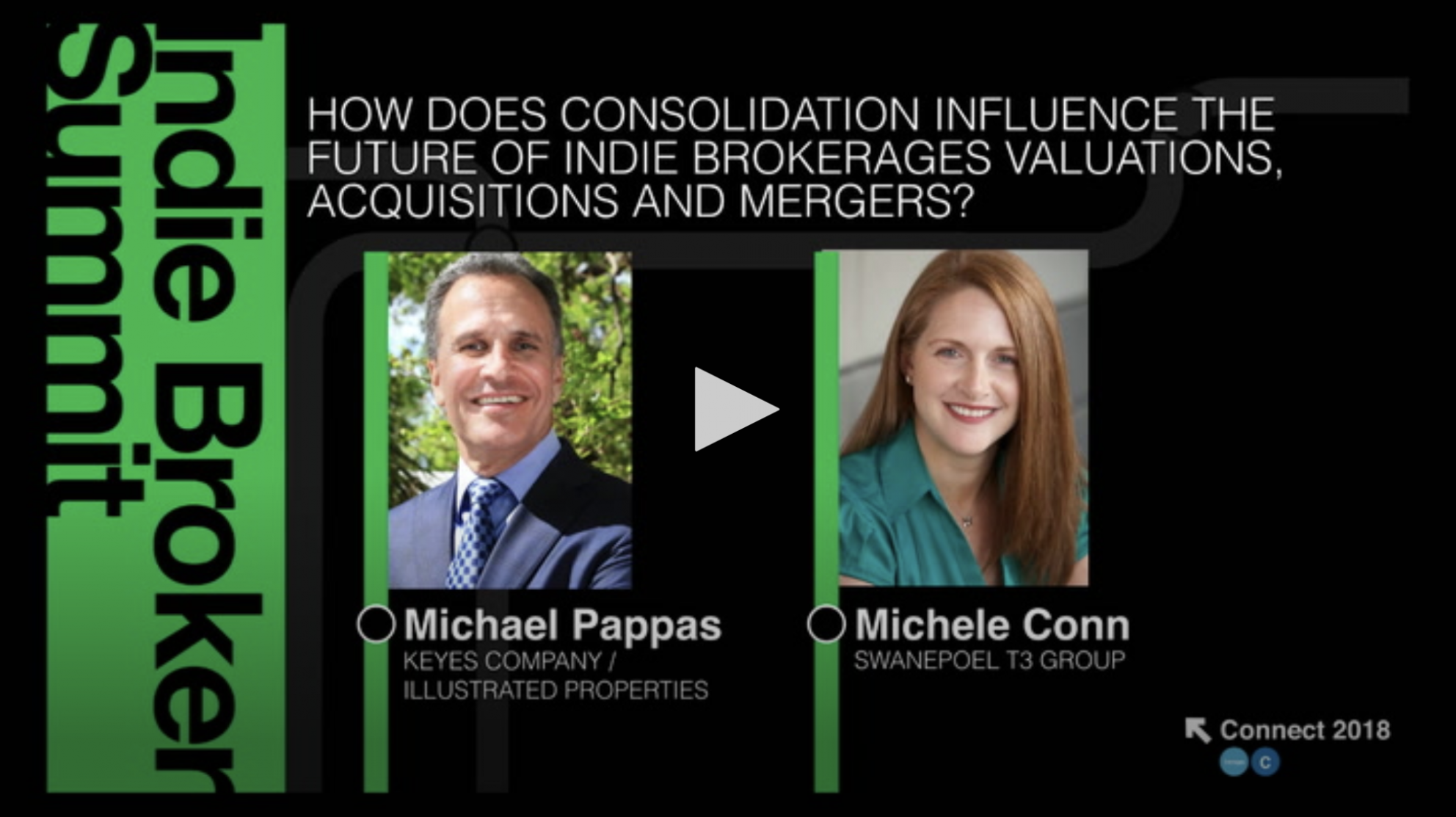 inman connect new york 2018 Indie Broker Summit mergers and acquisitions
