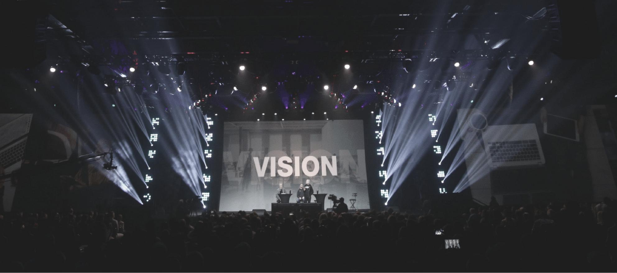 keller williams, vision speech