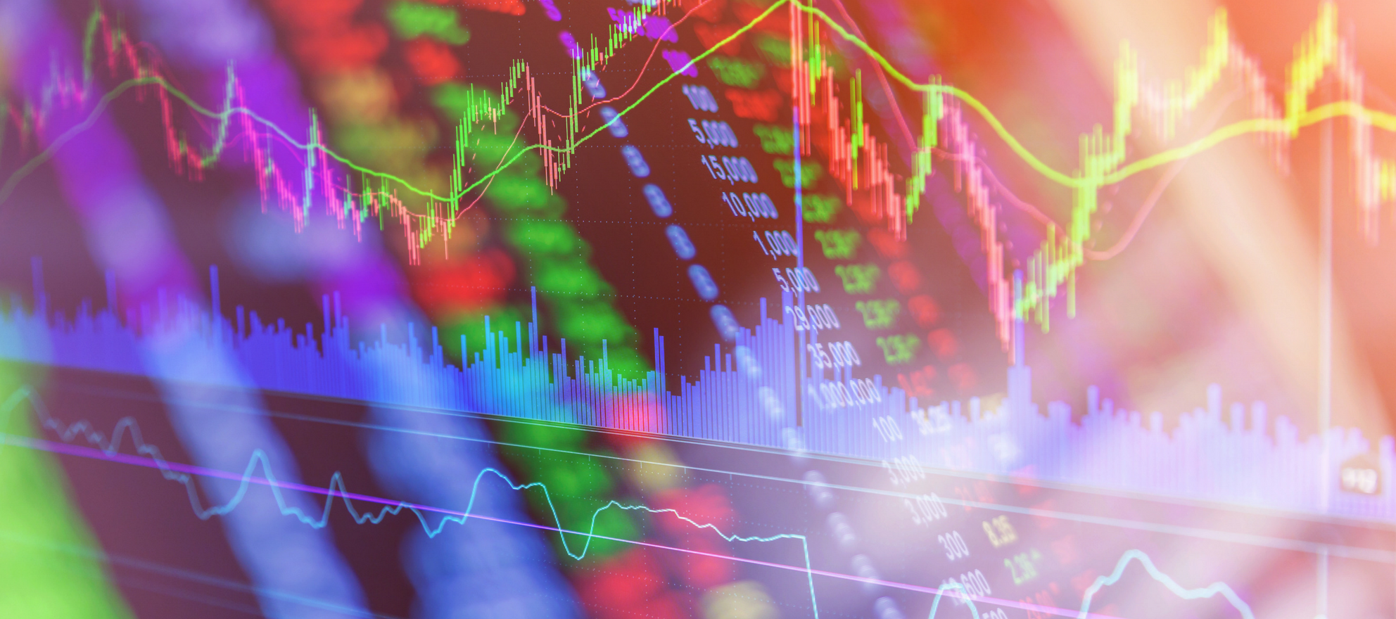 stock market drop real estate