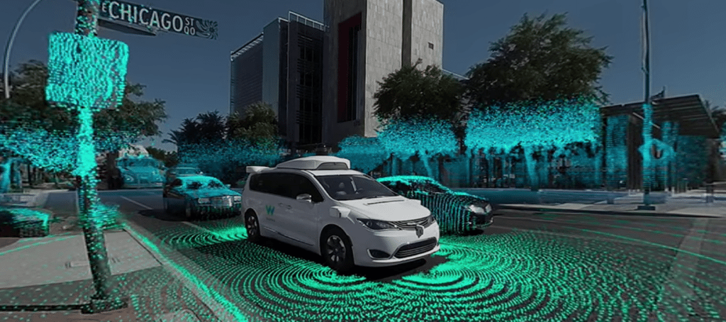 This 360-degree Waymo video gives glimpse into our driverless future
