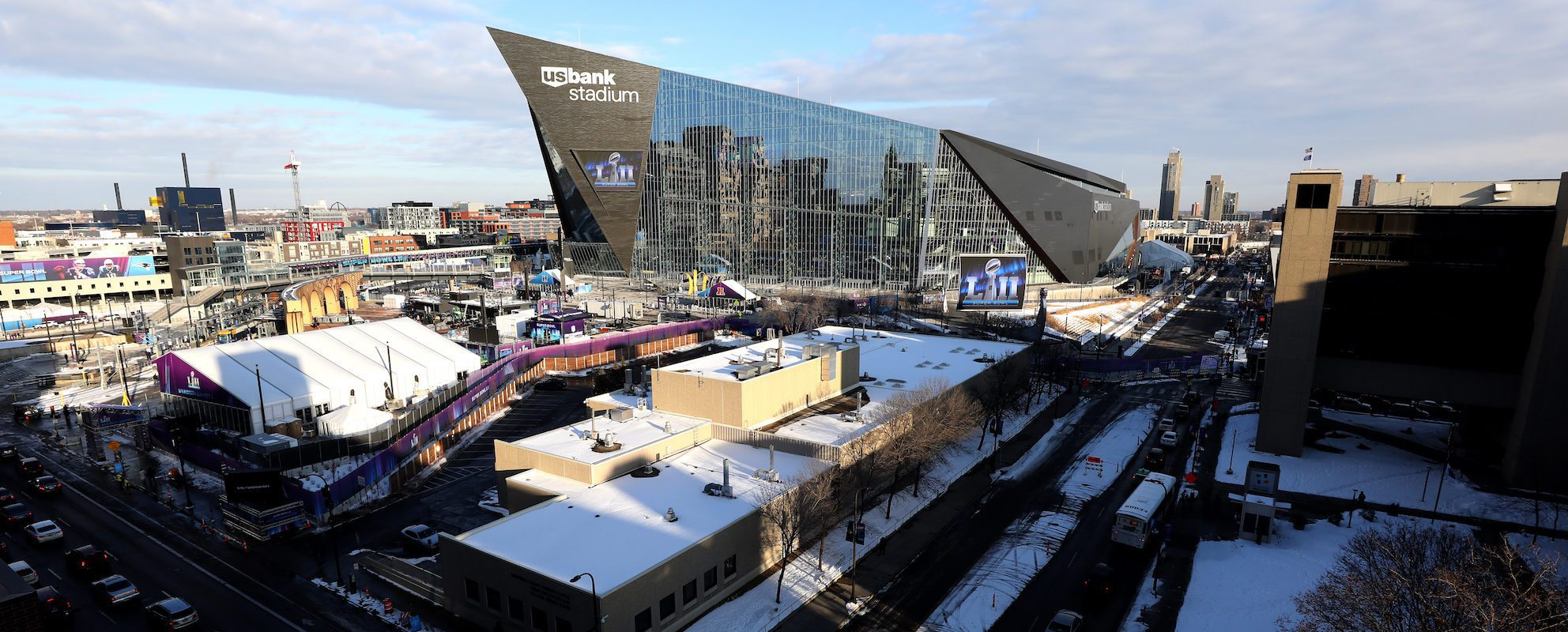 the super bowl's impact on local real estate