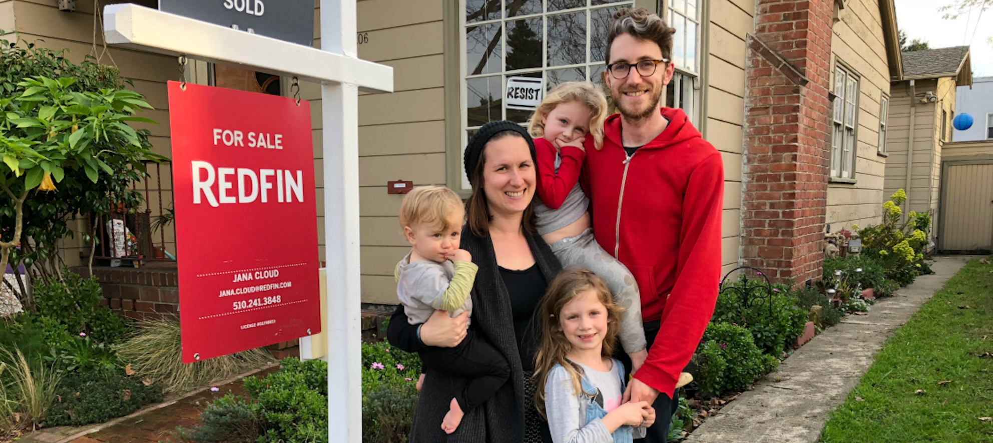 Video offer letter covering 'Our House' wins home bidding war in Berkeley