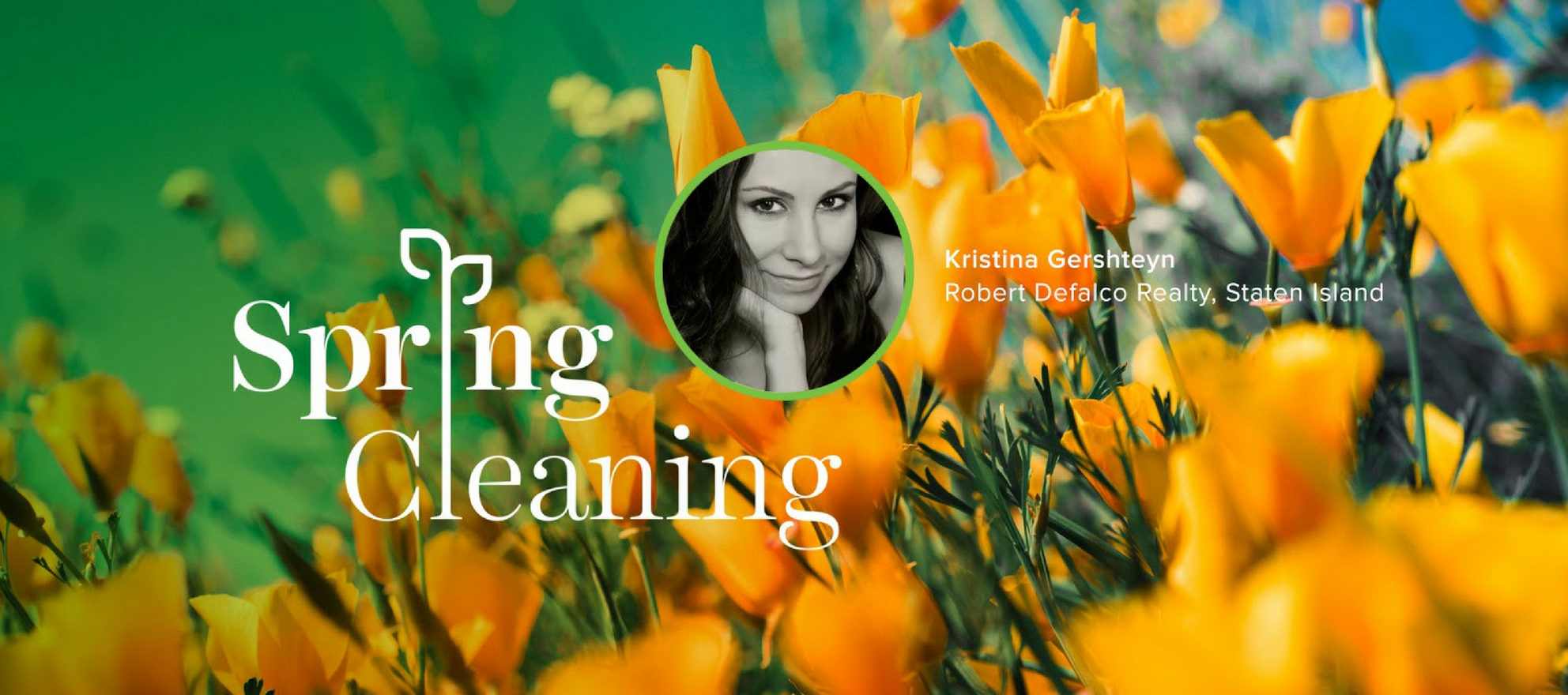 spring cleaning, Kristina Gershteyn, never pay for leads