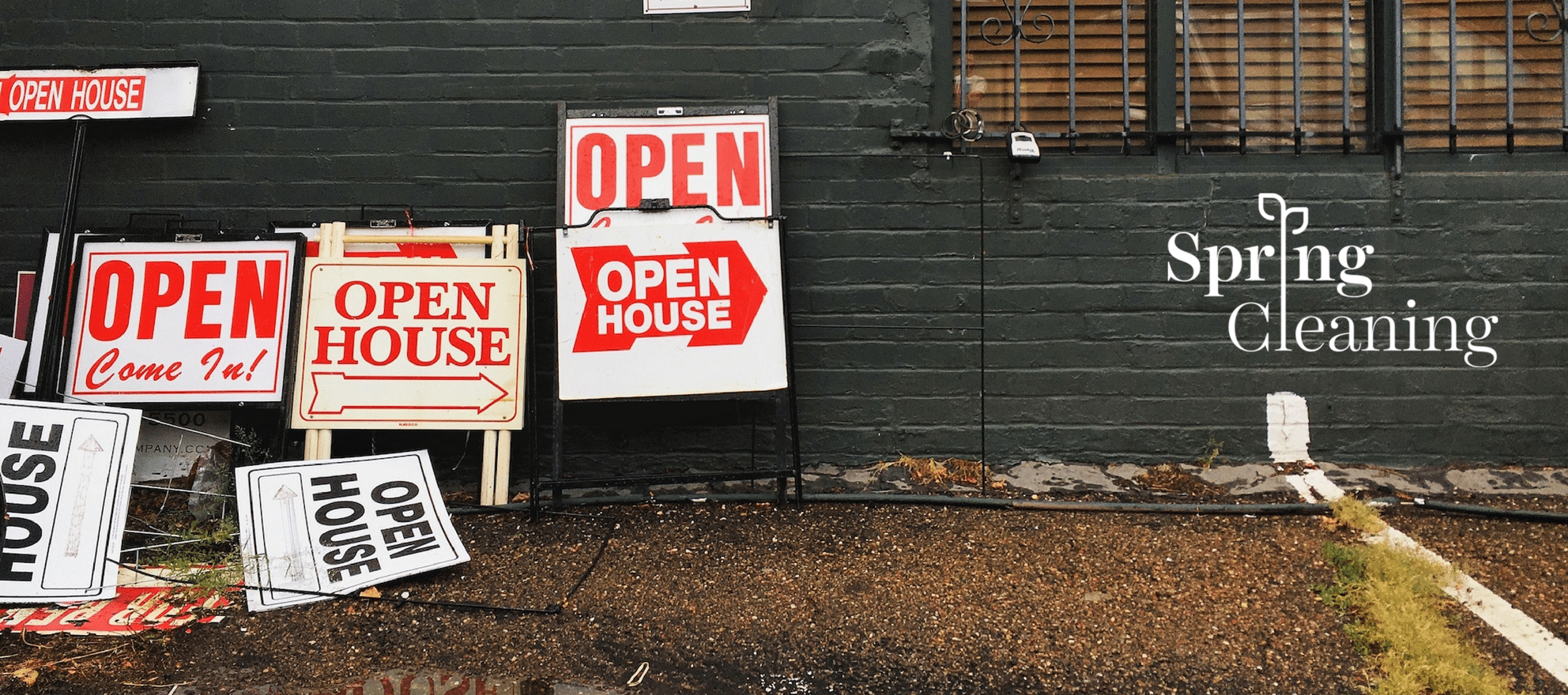 open house sign mistakes