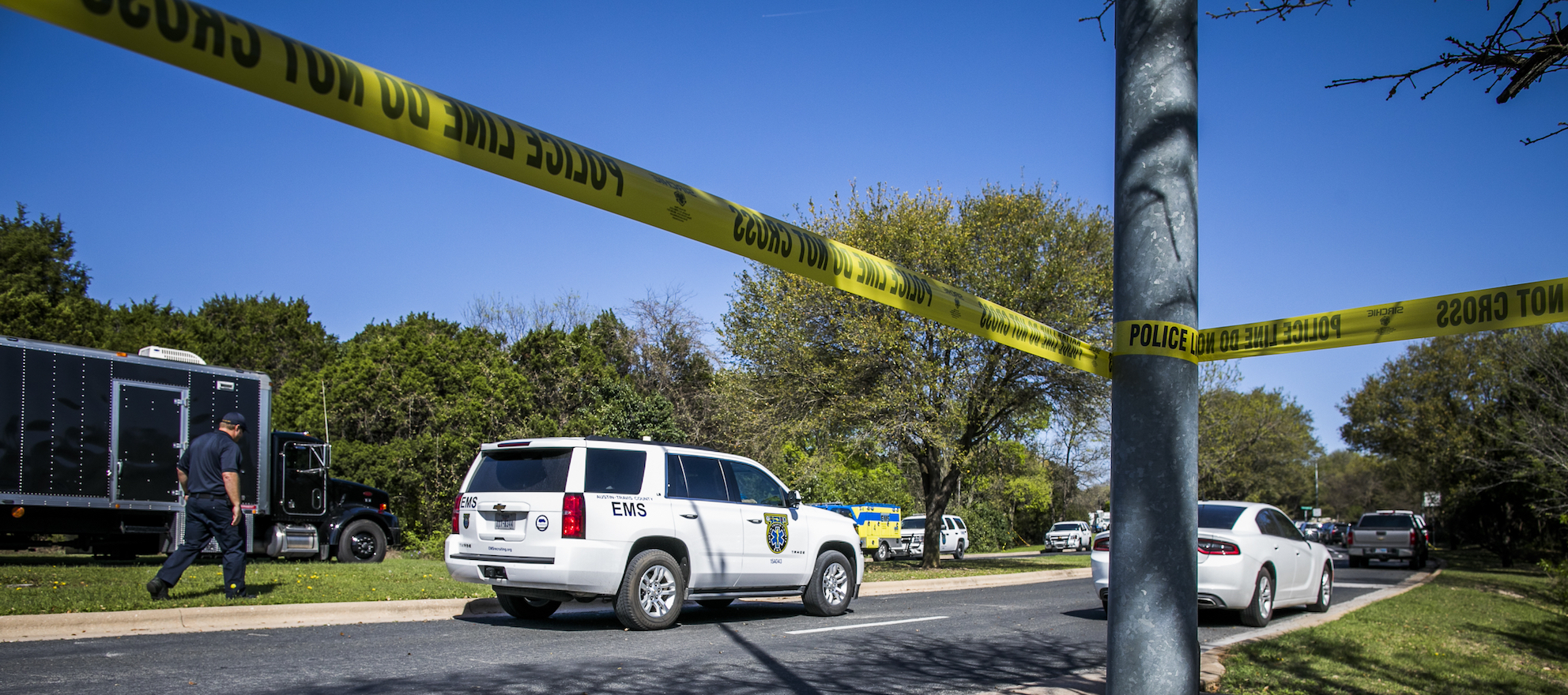 Austin's 'serial bomber' has real estate agents on guard