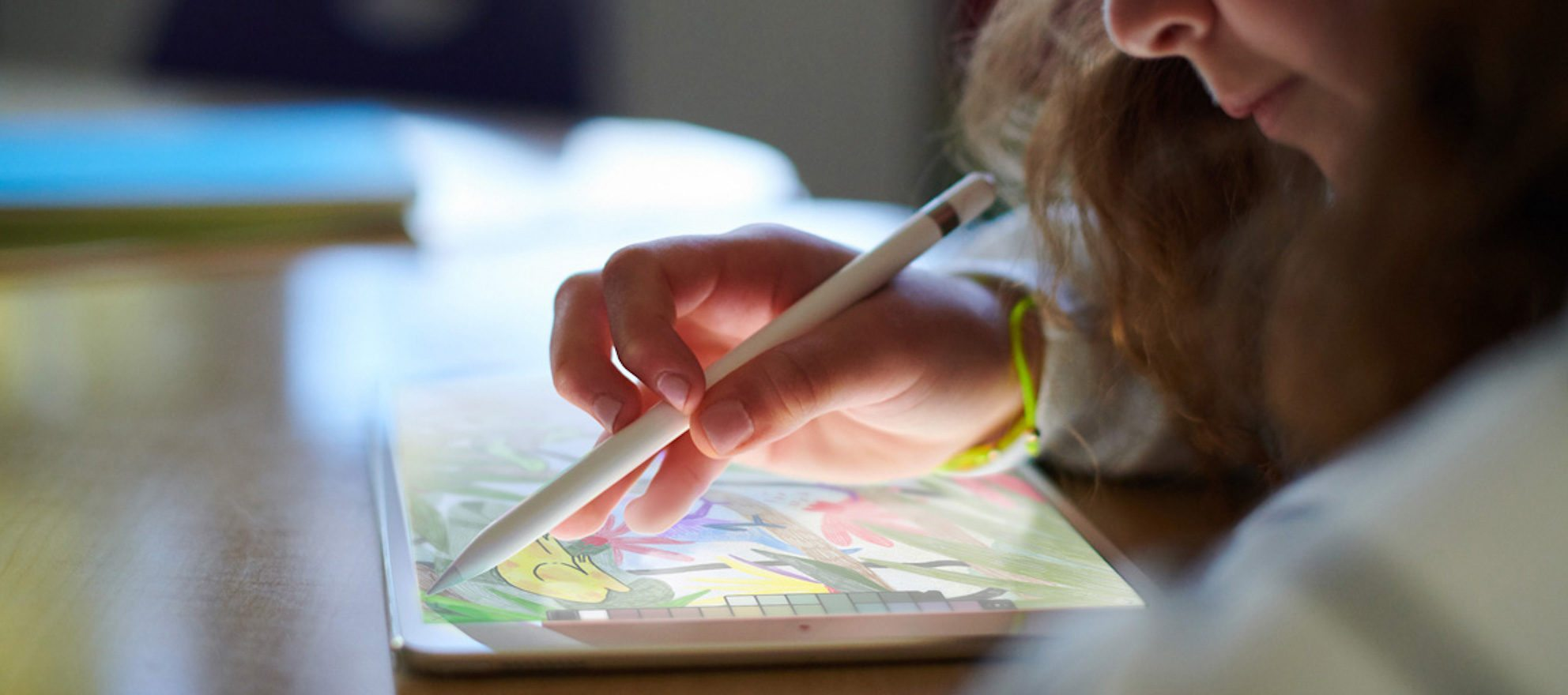 Apple unveils new $329 iPad with Pencil support