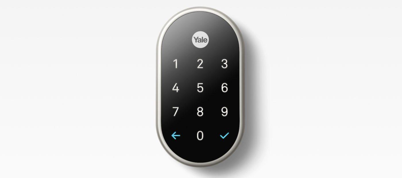 Nest unveils video doorbell, Yale smart lock, and temperature sensor