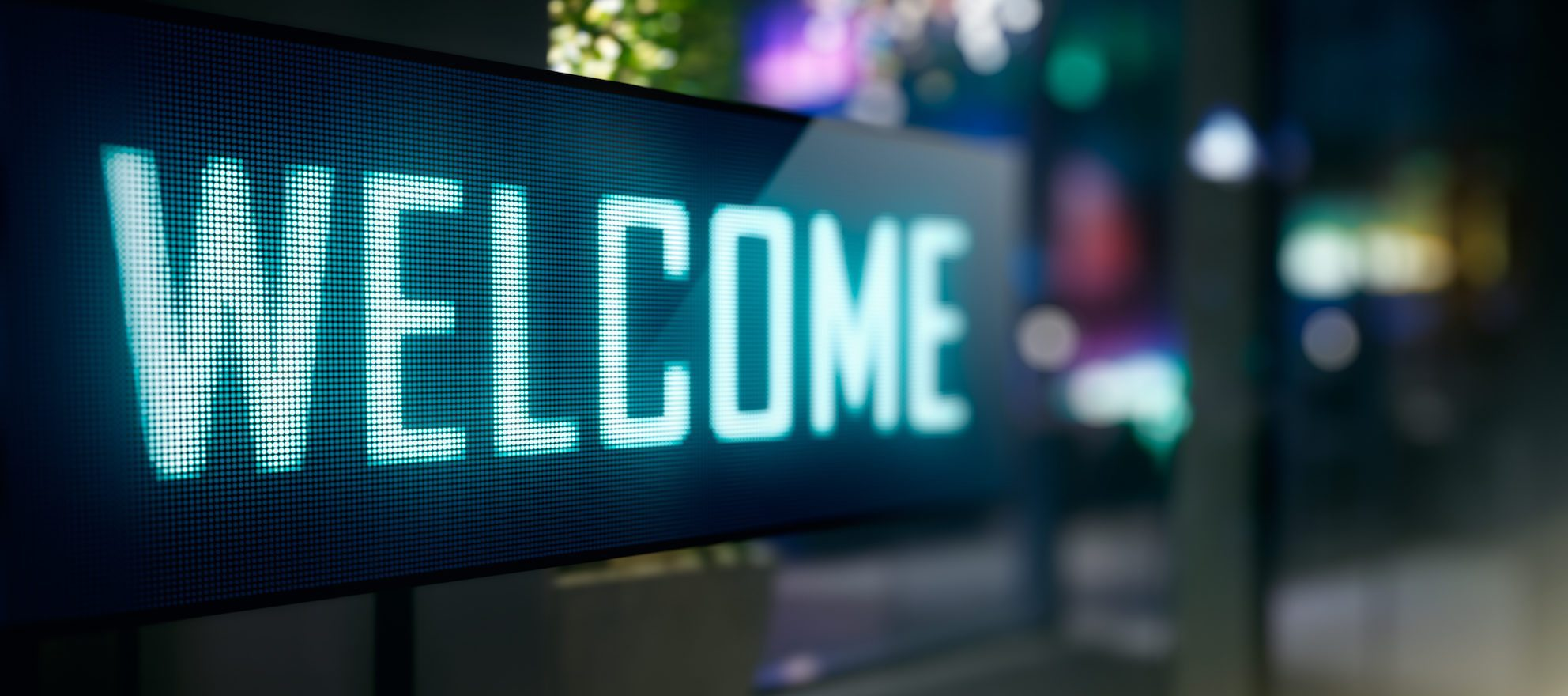 how to make new real estate agents feel welcome