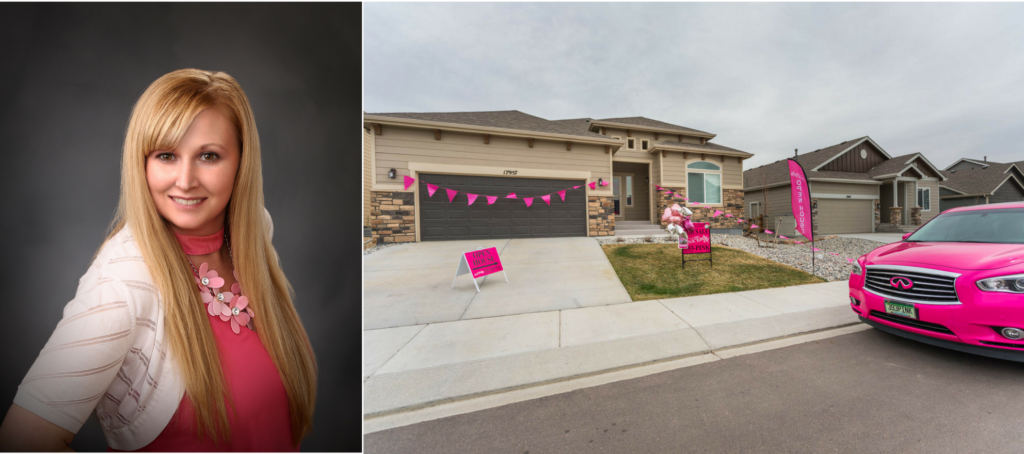 Monica Breckenridge's Pink Realty takes franchise model nationwide