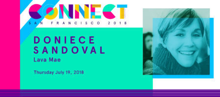Connect The ICSF Speakers: Doniece Sandoval on how to live and breathe radical hospitality