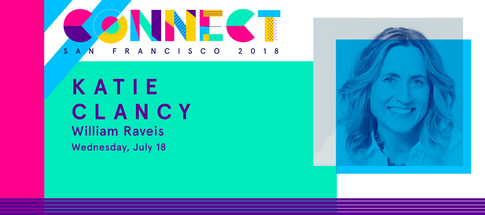 Connect the ICSF Speakers: Katie Clancy: \'Be A Leader or a Lemming\'