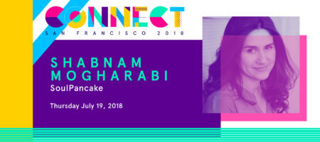 Connect The ICSF Speakers: Shabnam Mogharabi on building an empire of positivity