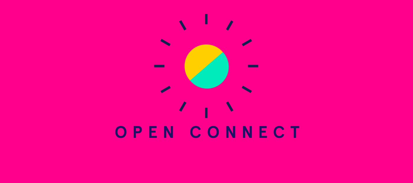 Connect The ICSF Sessions: Open Connect