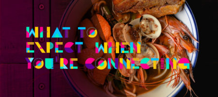 What To Expect When You're Connecting: Seafood