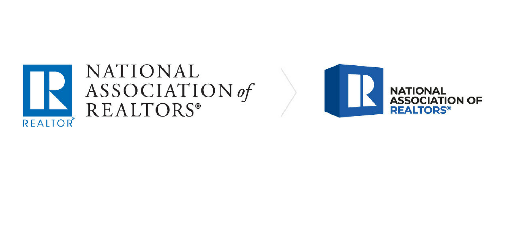 Realtors React To NAR\'s New Three-Dimensional Logo