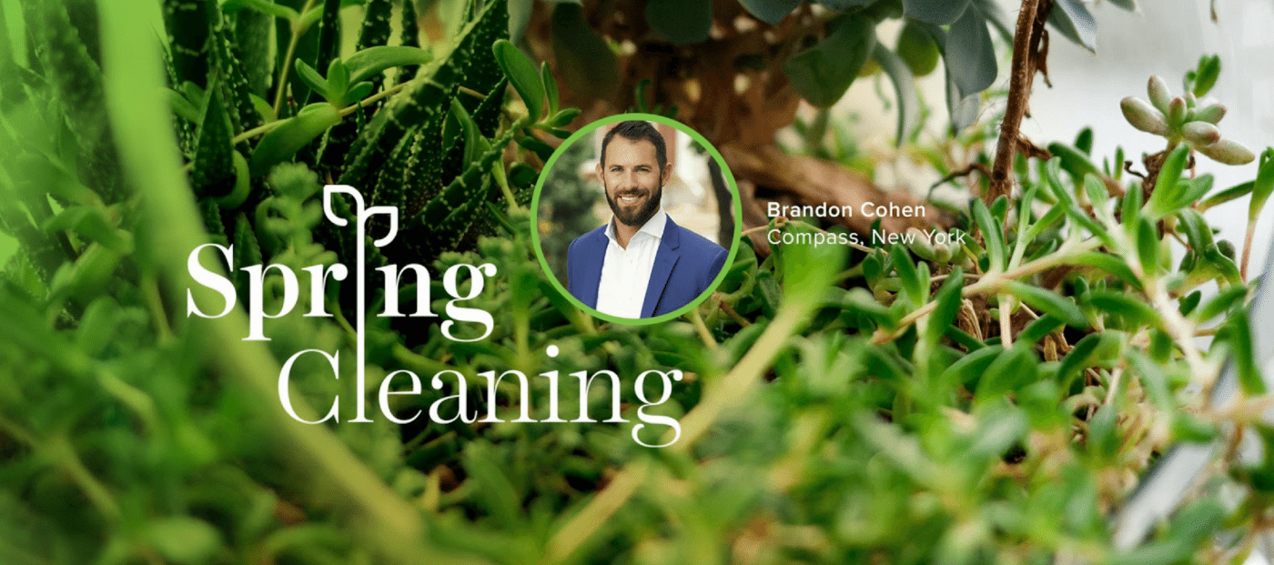 Spring cleaning, Spring Forward, Brandon Cohen