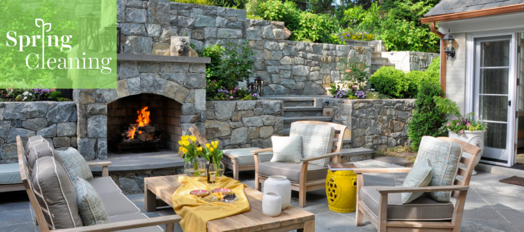 Houzz, spring, outdoor renovations