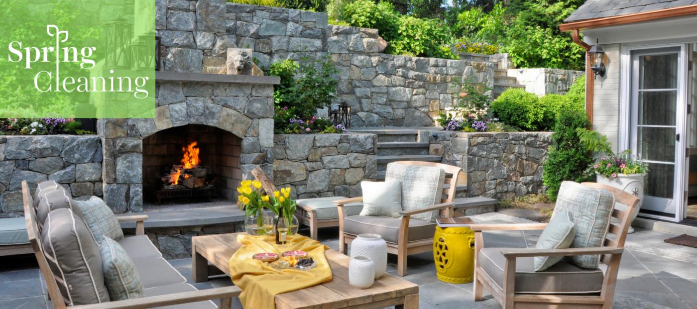 Houzz, spring, outdoor renovations