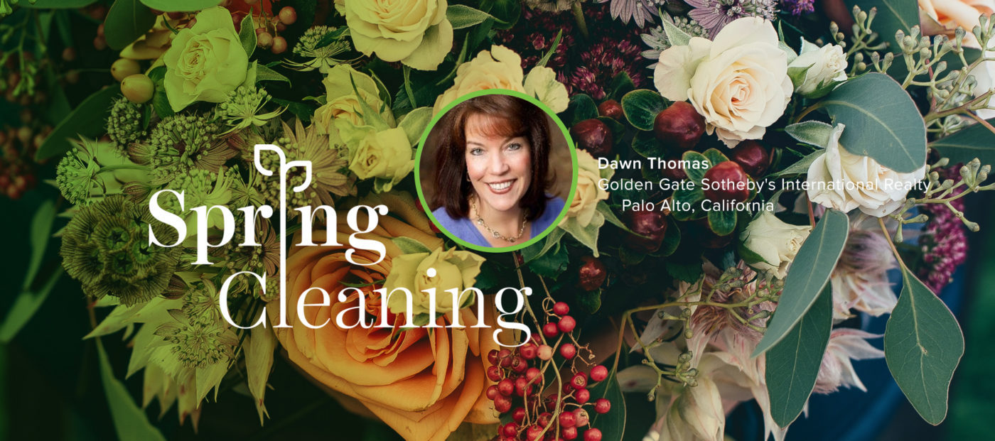 spring cleaning, spring forward, dawn thomas