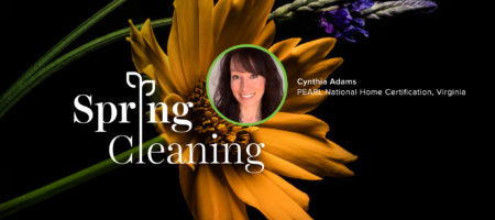 Spring Forward: Cynthia Adams on letting your passion shine