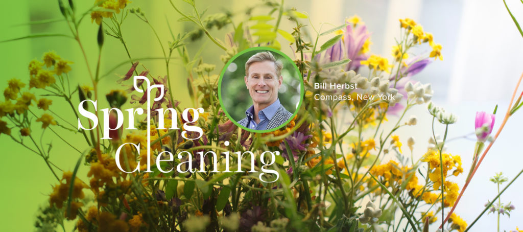 bill herbst, spring cleaning, spring forward