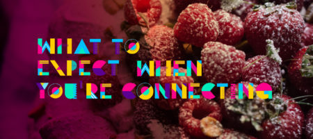 What To Expect When You're Connecting: Dessert