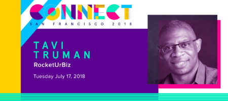 Connect the ICSF Speakers: Tavi Truman on 'A World Without Data Silos'