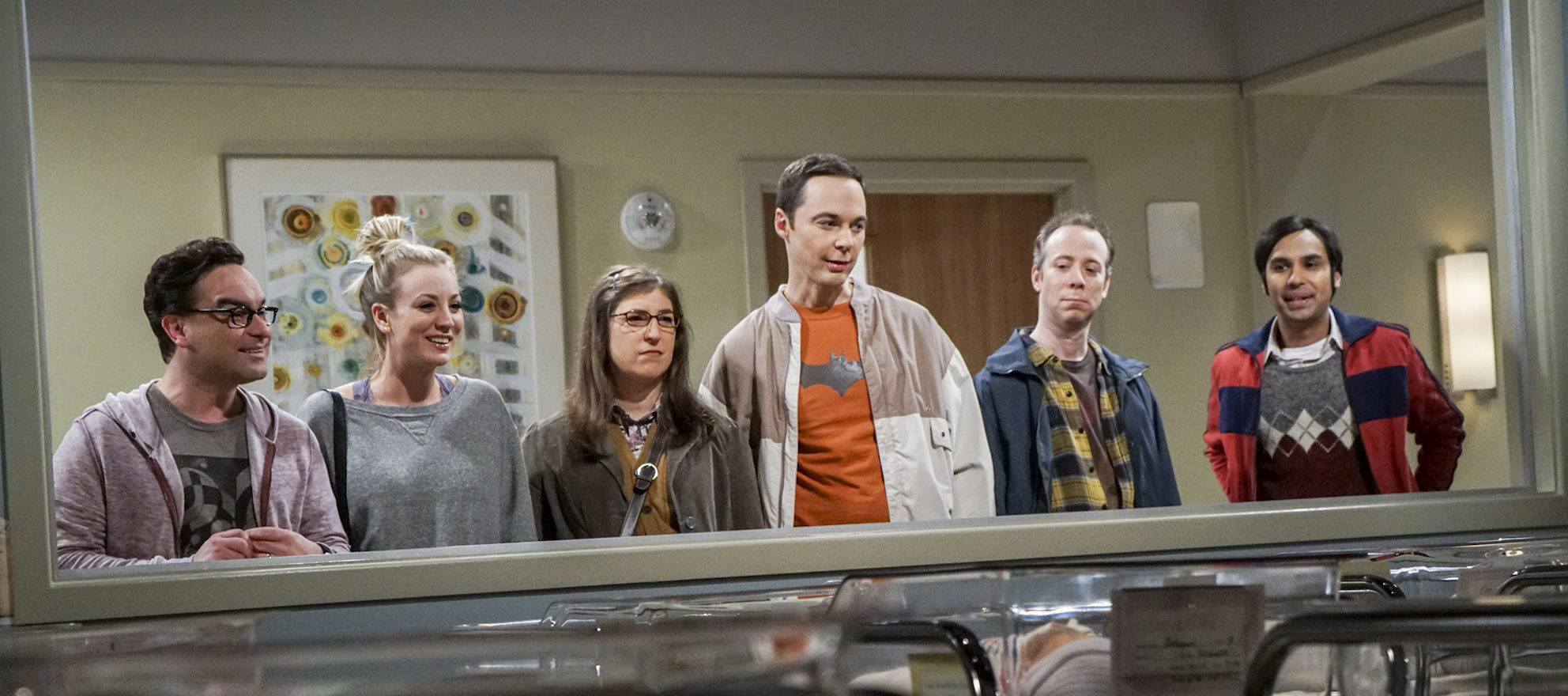 The 'Big Bang Theory' real estate brokerage