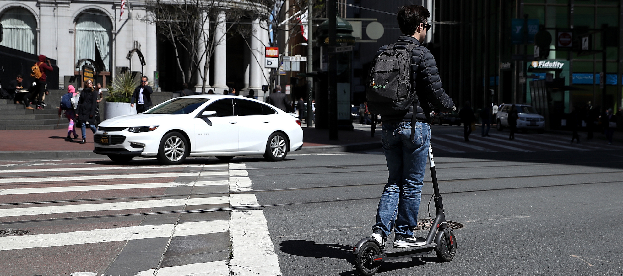 Real estate agents see electric scooter boom as mixed blessing