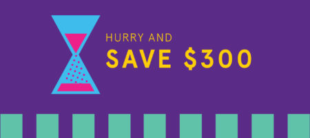Last Chance to Save $300 on ICSF Tickets!