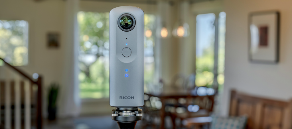 RIcoh 360-Degree Tours