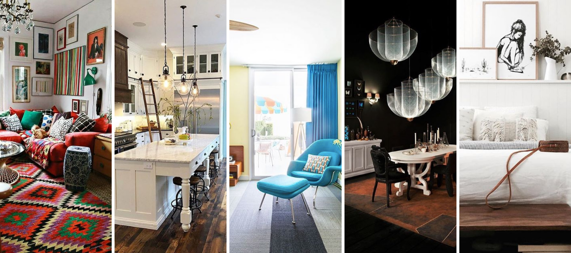 home staging, design styles