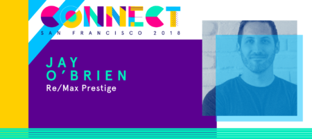 Connect the ICSF Speakers: Jay O'Brien on reclaiming your life