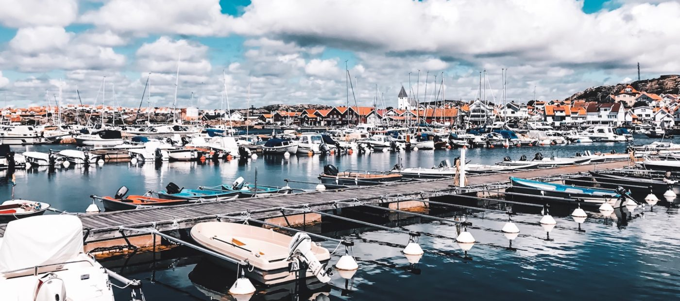 harbor, blockchain, split real estate ownership
