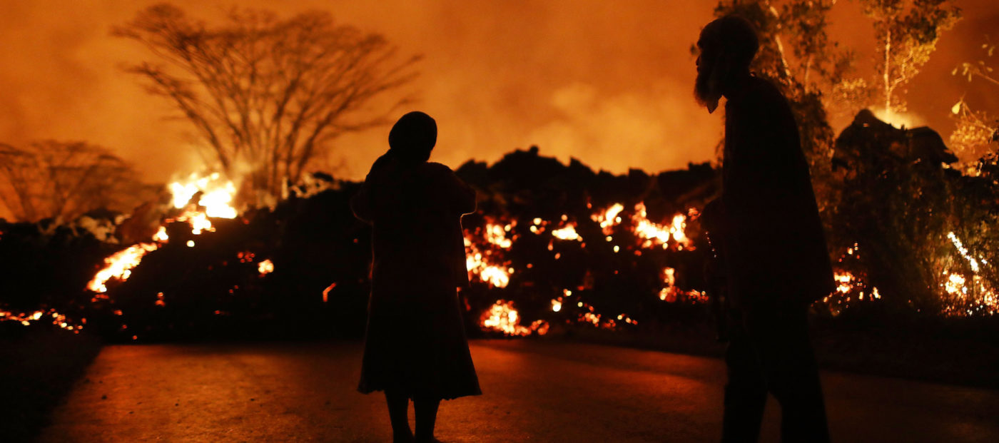Hawaii Realtor seeks solutions as volcano destruction continues