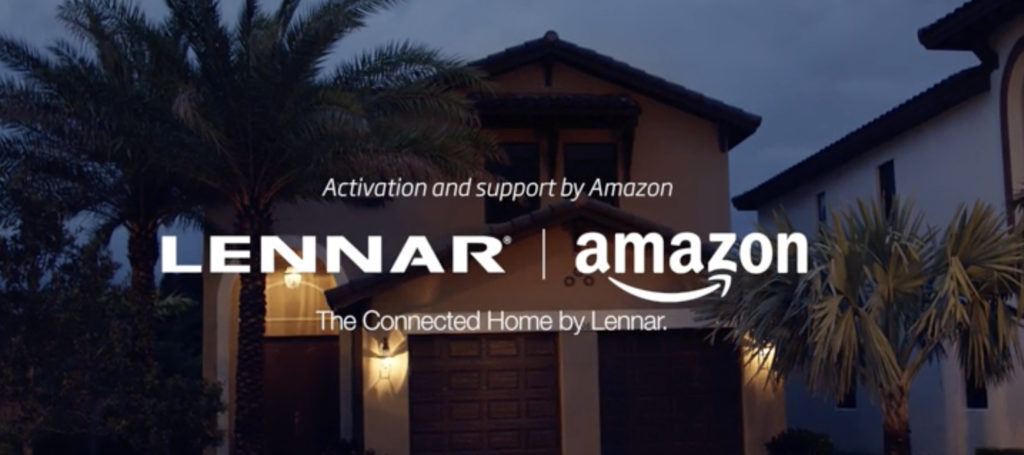 Amazon Alexa Lennar