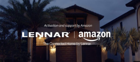 Alexa-powered smart homes coming from Amazon and Lennar