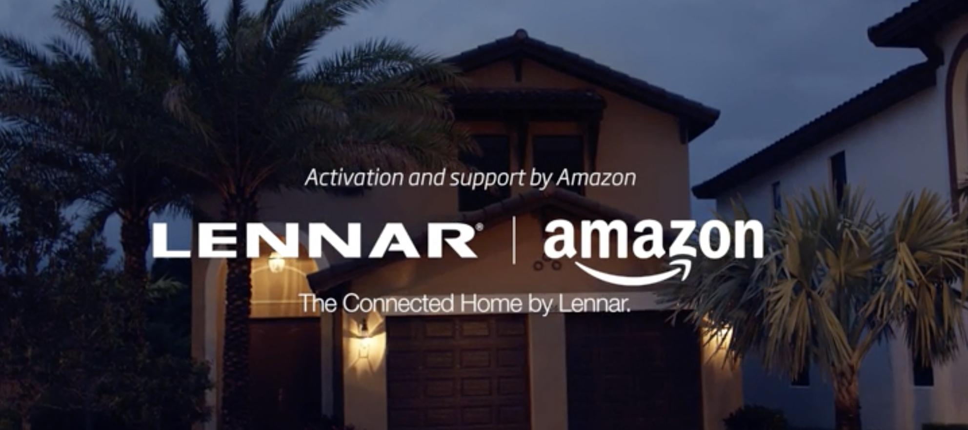 Amazon Alexa Lennar