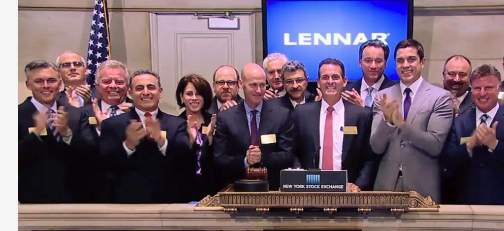 Lennar Leadership Team