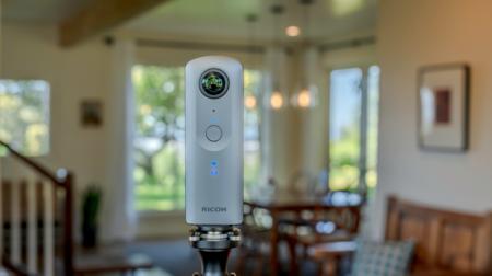 Ricoh launches 360-degree virtual home tours platform