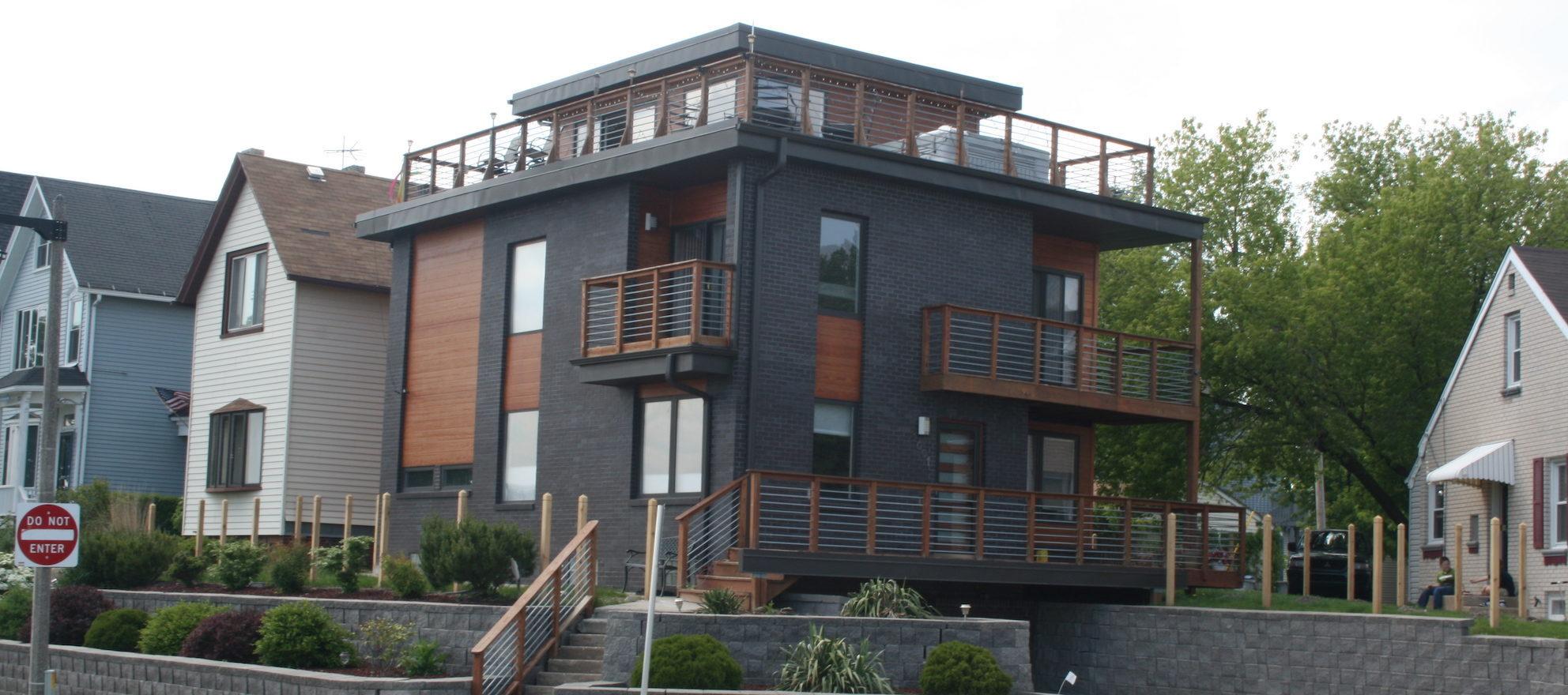 The Average American's Dream Home