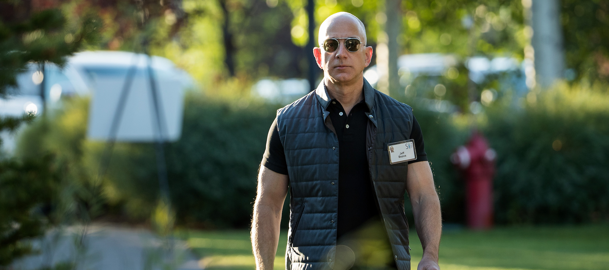 Amazon's Bezos pledges $2B to fight homelessness, improve preschool access