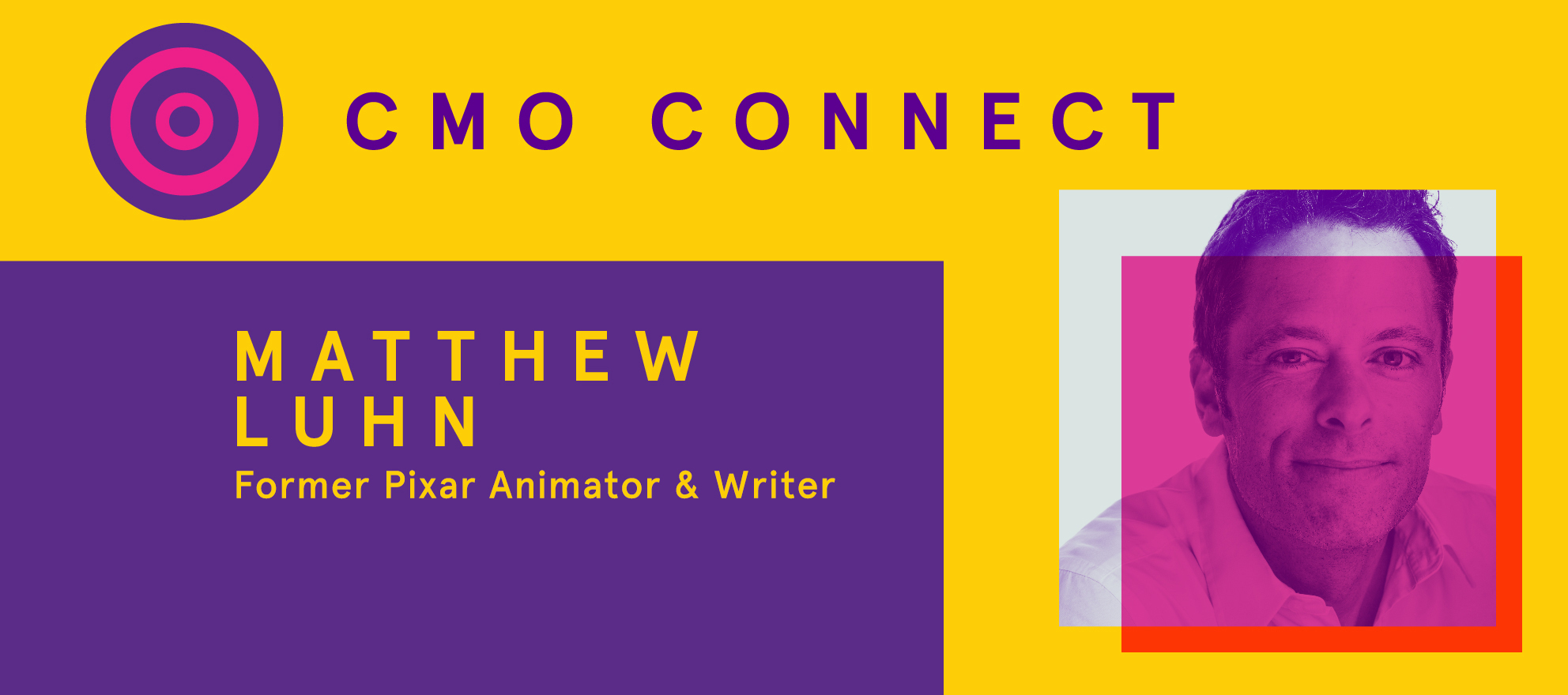 Connect The ICSF Speakers: Matthew Luhn added to CMO Connect