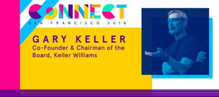 How to pivot like a champion: Gary Keller on stage at Inman Connect San Francisco