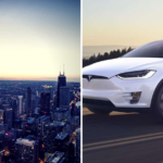 A luxury condo tower is giving residents Tesla vehicles to share