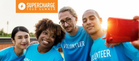 Summer, Volunteering